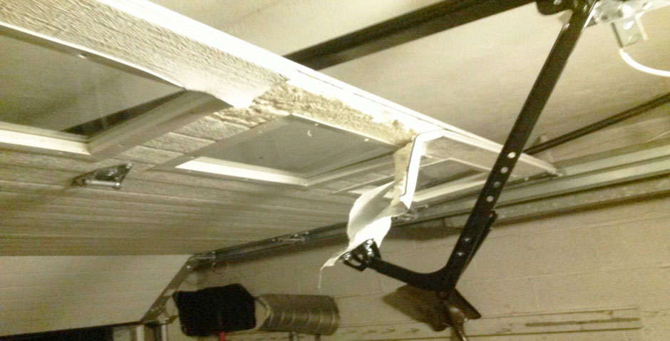 Broken garage opener in Seattle Washington